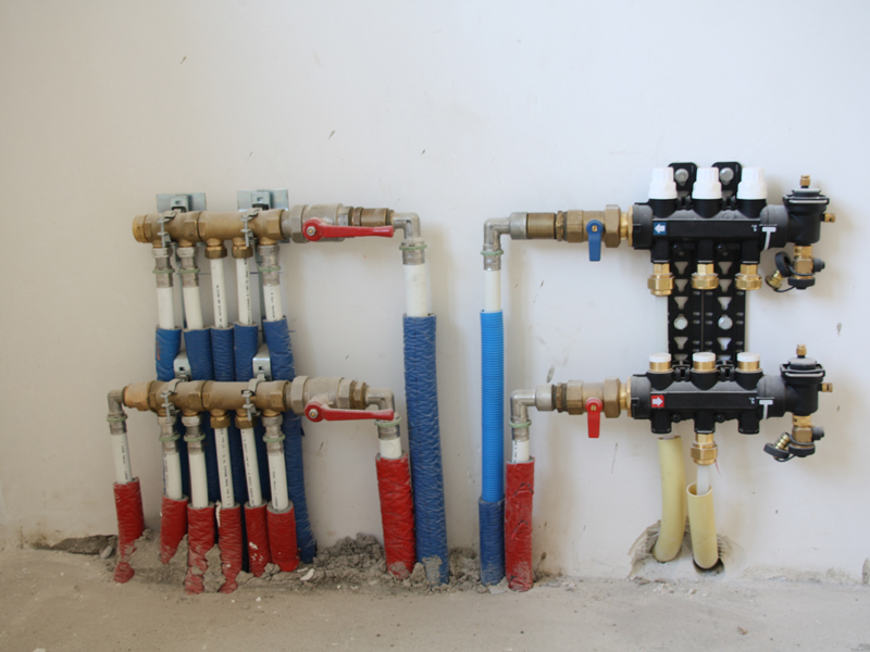 Realisations chauffage central et des chaudi res bois for Chauffage central a gaz